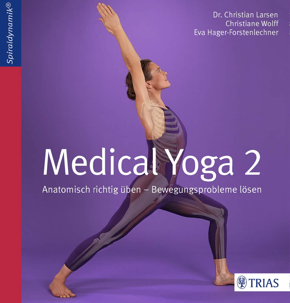 Cover Buch Medical Yoga 2